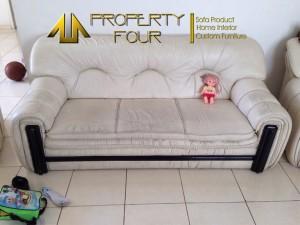 Service Sofa Klasik 3 Dudukan ibu Davina